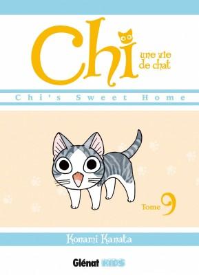 """Afficher """"Chi une vie de chat (manga) n° 9 Chi, une vie de chat 9"""""""