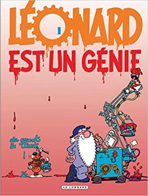 "Afficher ""Léonard n° 1Léonard est un génie"""