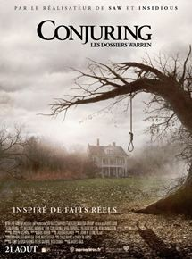 "Afficher ""Conjuring Conjuring, les dossiers Warren"""