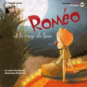 """Afficher """"Roméo et le coup de lune"""""""