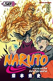 """Afficher """"Naruto n° 58 Naruto vs Hitachi !!"""""""