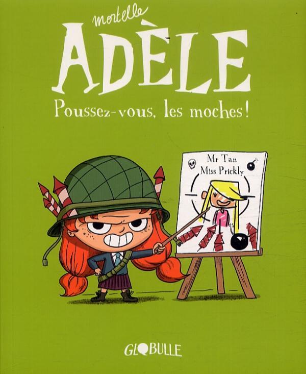 Mortelle Adèle n° 5 Mortelle Adèle.