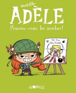 "Afficher ""Mortelle Adèle n° 5 Mortelle Adèle."""