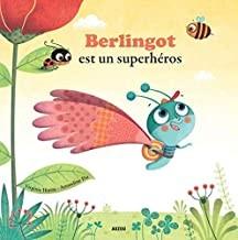 vignette de 'Mes p'tits albums<br /> Berlingot est un superhéros (Virginie Hanna)'