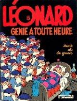 """Afficher """"Léonard n° 05<br /> Génie à toute heure"""""""