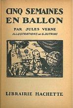 """Afficher """"Cinq semaines en ballon"""""""