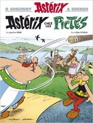 """Afficher """"ASTERIX CHEZ LES PICTES Astérix chez les Pictes"""""""