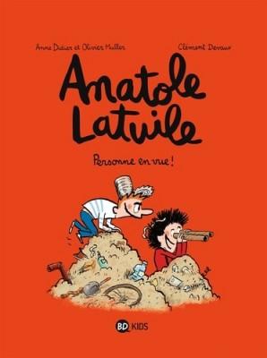 """Afficher """"Anatole Latuile n° 3 Personne en vue !"""""""