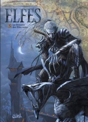 "Afficher ""Elfes n° 5La dynastie des elfes noirs"""