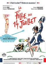 vignette de 'La fille du 14 juillet (Antonin Peretjatko)'