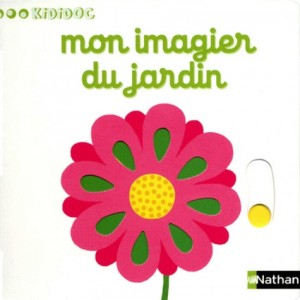 "Afficher ""Mon imagier du jardin"""