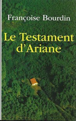 """Afficher """"Le testament d'Ariane n° 1"""""""