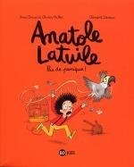 """Afficher """"Anatole Latuile n° 06 Pas de panique !"""""""