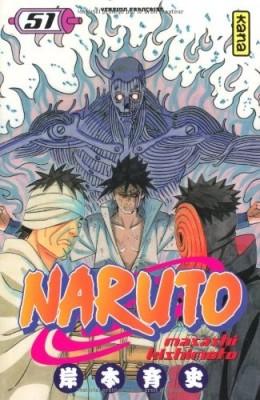 """Afficher """"Naruto n° 51"""""""