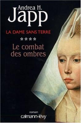 """Afficher """"La dame sans terre n° 4 Le combat des ombres"""""""