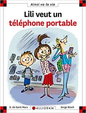 """Afficher """"Lili veut un téléphone portable"""""""