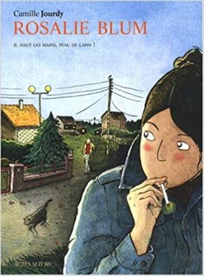 """Afficher """"Rosalie Blum n° 2Haut les mains, peau de lapin !"""""""