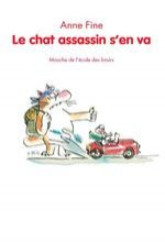 "Afficher ""Le chat assassin n° 05<br /> Le chat assassin s'en va"""
