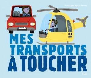 """Afficher """"Mes transports à toucher"""""""