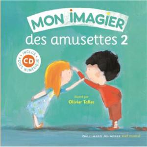 """Afficher """"Mon imagier des amusettes"""""""