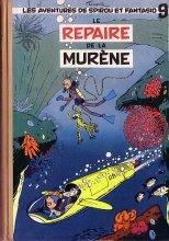 """Afficher """"Spirou et Fantasio n° 9<br /> Le Repaire de la murène"""""""