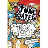 "Afficher ""Tom Gates n° 4<br /> Trop top !"""