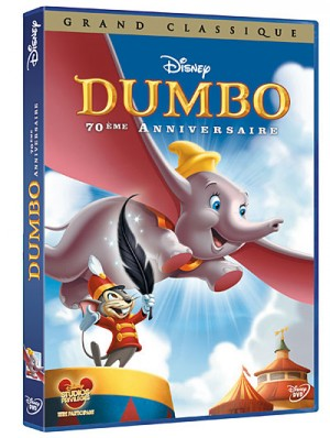Couverture de Dumbo