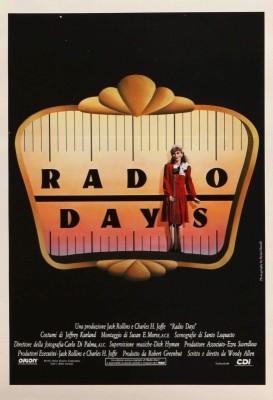 Couverture de Radio days