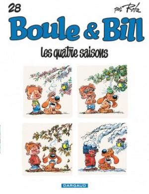 """Afficher """"Boule et Bill n° 28 Les quatre saisons"""""""