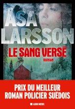 vignette de 'Le Sang versé (Åsa Larsson)'