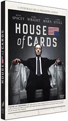 """Afficher """"House of Cards (US) n° 1<br /> House of cards (US) - L'intégrale de la première saison"""""""