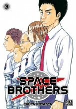 """Afficher """"Space brothers n° 3<br /> Space brothers t3"""""""