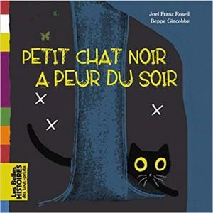 """Afficher """"Petit chat noir a peur du soir"""""""