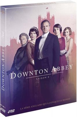 "Afficher ""Downton Abbey, saison 3"""
