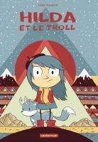 Couverture de Hilda n° 1 Hilda et le troll