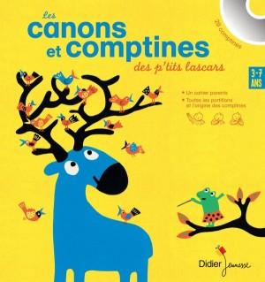 """Afficher """"Les Canons et comptines des p'tits lascars"""""""