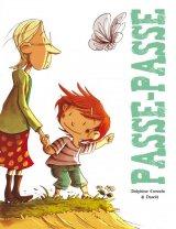 vignette de 'Passe-passe (Delphine Cuveele)'