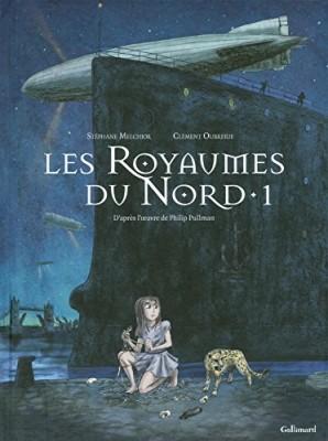 vignette de 'Les royaumes du Nord n° 1 (Stéphane Melchior-Durand)'