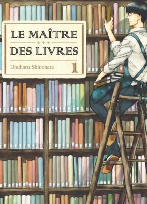 vignette de 'Le Maître des livres 1 (Umiharu Shinohara)'