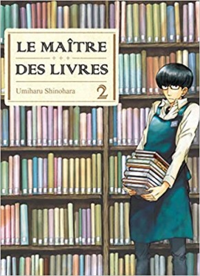 vignette de 'Le Maître des livres 2 (Umiharu Shinohara)'