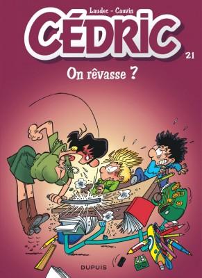 "Afficher ""Cédric -- BD n° 21 On rêvasse ?"""