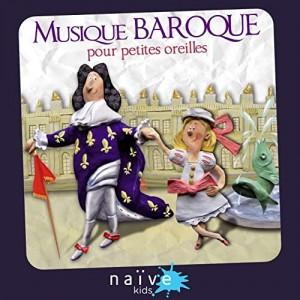 """Afficher """"Musique baroque pour petites oreilles"""""""