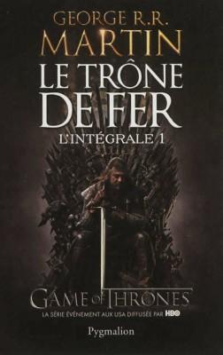 """Afficher """"Le trône de fer n° 1-2 Le trône de fer, l'intégrale I"""""""