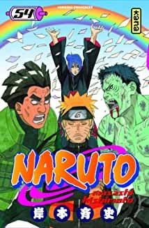 """Afficher """"Naruto n° 54"""""""