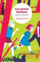 vignette de 'Les cousins Karlsson n° 1<br /> Espions et fantômes (Katarina Mazetti)'