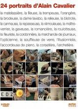 """Afficher """"24 Portraits d'Alain Cavalier"""""""