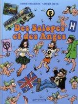 vignette de 'Des salopes et des anges (Tonino Benacquista)'