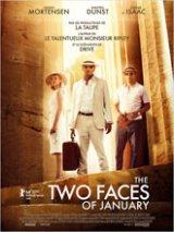 vignette de 'The Two Faces of January DVD (Hossein Amini)'