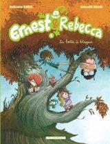 vignette de 'Ernest & Rebecca n° 6<br /> La boîte à blagues (Guillaume Bianco)'