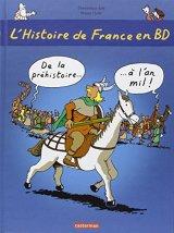 """Afficher """"L'histoire de France en BD"""""""